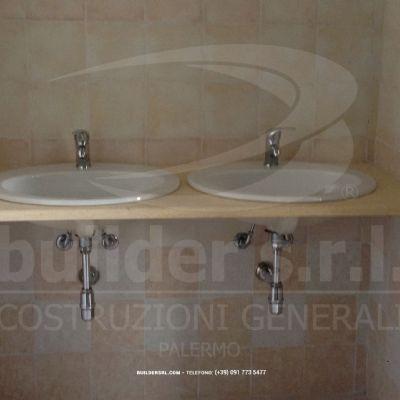 Ristrutturazione dei servizi igienici al centro kolbe di - Ristrutturazione edilizia bagno ...