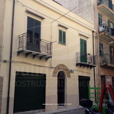 Ristrutturazione prospetto condominiale - Manutenzione ordinaria casa ...