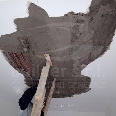 Manutenzione ordinaria del soffitto di un appartamento - Manutenzione ordinaria casa ...