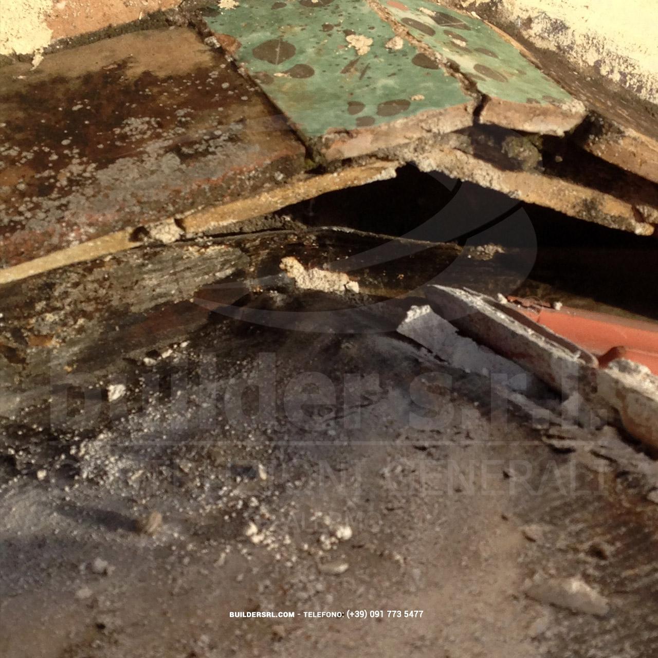 impermeabilizzazione tetto manutenzione ordinaria