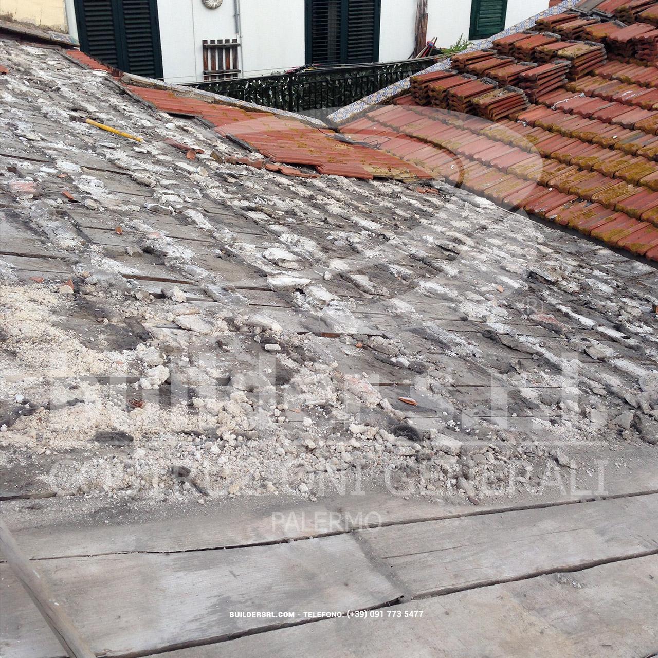 impermeabilizzazione tetto e manutenzione ordinaria
