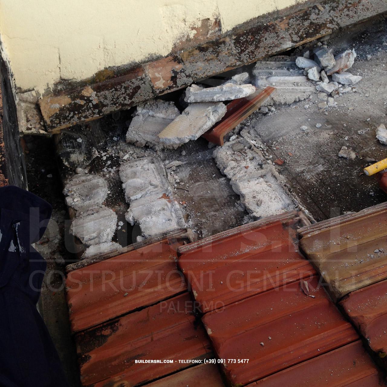Manutenzione ordinaria tetto condominiale - Tetto a falde inclinate ...